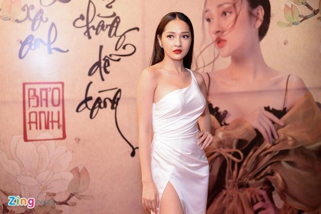 Bao Anh: 'Quay xong MV phai chay show het nam de tra no' hinh anh 3