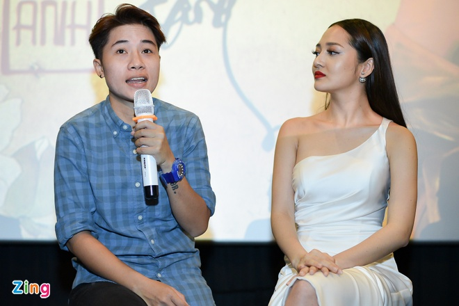 Bao Anh: 'Quay xong MV phai chay show het nam de tra no' hinh anh 1