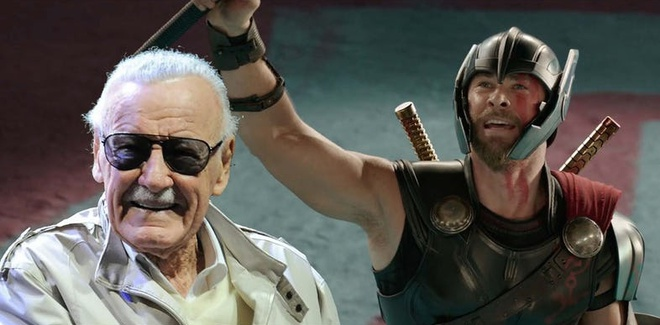 Nhung canh gay cuoi an tuong nhat trong 'Thor: Tan The Ragnarok' hinh anh 4