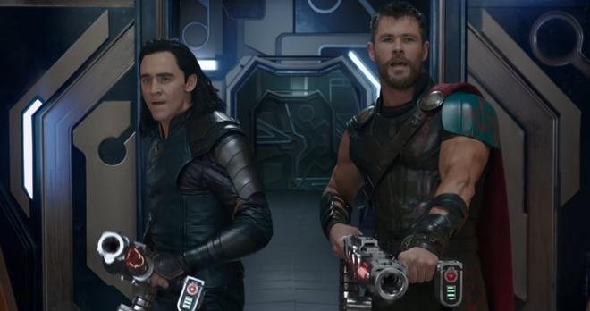 Nhung canh gay cuoi an tuong nhat trong 'Thor: Tan The Ragnarok' hinh anh 7
