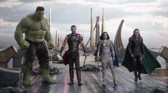 Nhung canh gay cuoi an tuong nhat trong 'Thor: Tan The Ragnarok' hinh anh 8