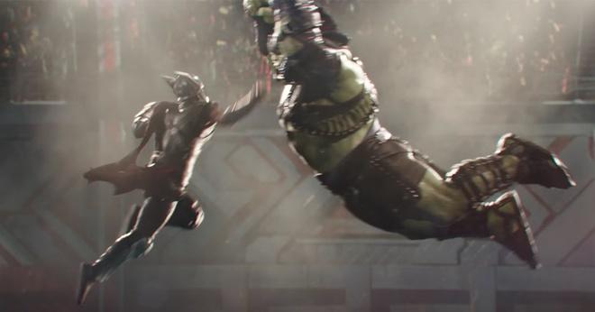 Nhung canh gay cuoi an tuong nhat trong 'Thor: Tan The Ragnarok' hinh anh 6