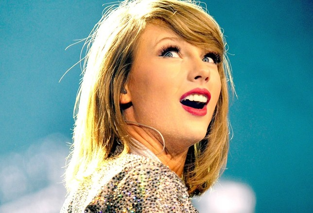Giai thuong cao quy nhat cua nhac dong que van goi ten Taylor Swift hinh anh