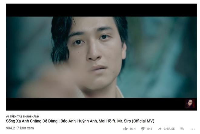MV mang hoi huom phim Trung Quoc cua Bao Anh dan dau YouTube hinh anh 1