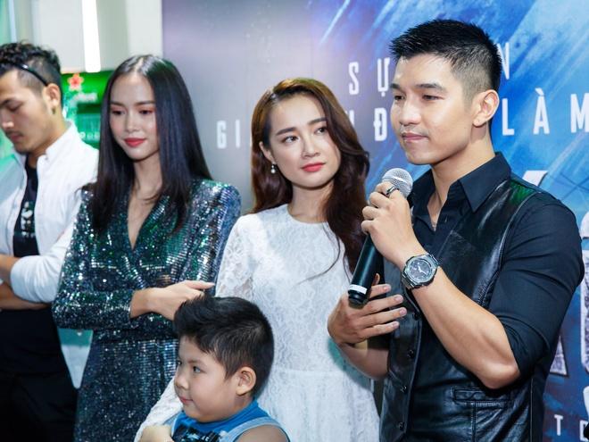 Vu Ngoc Anh: 'Lam sao toi dam dau da voi chi Ly Nha Ky?' hinh anh 2