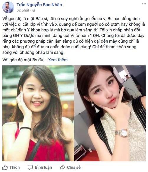Dao dien Bao Nhan nghi Hoa hau Dai duong lam mui, chinh he xuong ham hinh anh 1