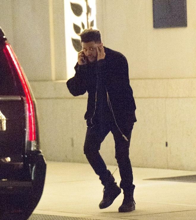 The Weeknd bi bat gap roi khoi nha ban gai cu Bella Hadid hinh anh 1
