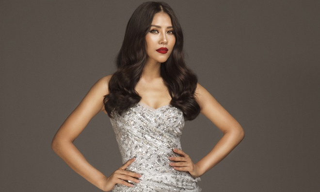 Nguyen Thi Loan: 'Toi se nang cao nhan sac Viet tai Miss Universe' hinh anh 1
