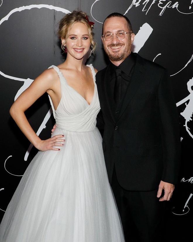 Jennifer Lawrence nghi dong phim, ve trang trai vat sua de hinh anh 2