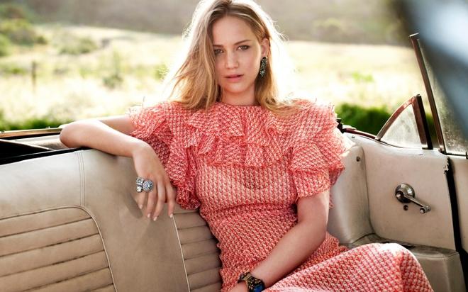 Jennifer Lawrence nghi dong phim, ve trang trai vat sua de hinh anh 1