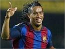 Ronaldinho tu choi Galaxy hinh anh