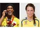 Ronaldinho va man cau hon chop nhoang hinh anh