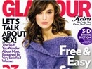 Keira Knightley am ap tren Glamour hinh anh