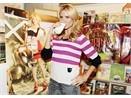 Heidi Klum sexy trong quang cao sua hinh anh