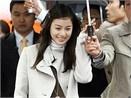 Kim Tae Hee doi mua di lam tu thien hinh anh