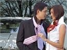 Binh Minh - Thanh Hang thanh lich cung lua hinh anh