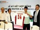 Lee Nguyen se duoc HAGL cho tap luyen tai Arsenal hinh anh