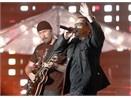 U2 bieu dien tai le trao giai Grammy 2009 hinh anh