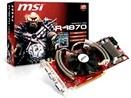 MSI ra mat hai card do hoa Radeon HD4870 moi hinh anh