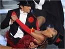 Beyonce ho nguc tai Oscar hinh anh