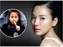 Song Hye Kyo ngay ay, bay gio hinh anh