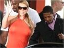 Mariah Carey dien do mat me hinh anh