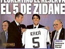 Zidane: 'Kaka da la nguoi cua Real' hinh anh