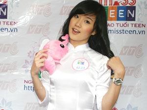 Ngam cac Miss Teen 2009 phia Nam hinh anh