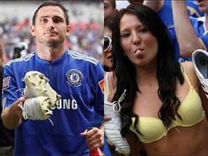 Fan nu coi ao xin giay Lampard hinh anh