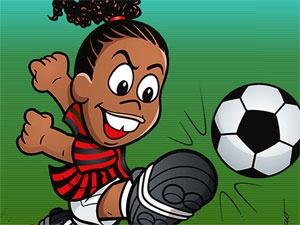 Ronaldinho thanh nhan vat hoat hinh hinh anh