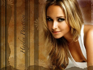 Hayden Panettiere va 'so thich' khoe minh tran hinh anh