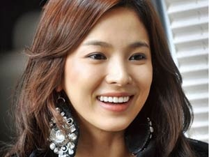 Song Hye Kyo rang ro vi yeu hinh anh