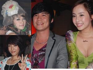 Hot girl hoi ngo cung ca si Khanh Phuong hinh anh
