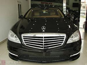 Mercedes S-class 2010 co mat tai Viet Nam hinh anh