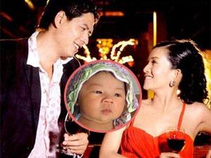 Binh Minh thay vo dep hon sau khi sinh hinh anh
