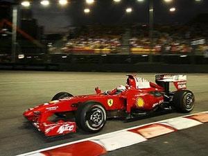 F1 Singapore: Pole de dang thuoc ve Hamilton hinh anh