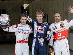 Phan hang F1 Suzuka: Man doc dien cua Vettel hinh anh