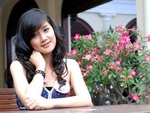 Miss Teen 2009: 'Em khong muon la hot girl' hinh anh