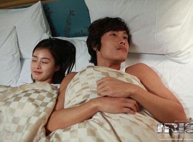 Cong khai canh 'nong' cua Kim Tae Hee hinh anh