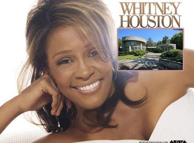 Whitney Houston ban biet thu doc hinh anh