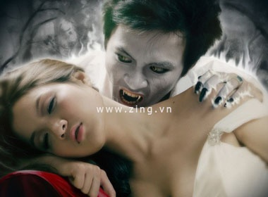 Du tiec Halloween voi Thuy Top hinh anh