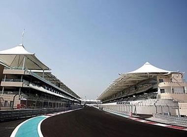 F1 2009 Abu Dhabi - Goc cua cuoi cung hinh anh