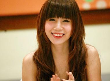 Thuy Tien: 'Toi khong dao nhac' hinh anh