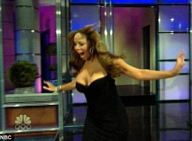 Mariah Carey lao dao vi nguc qua kho hinh anh