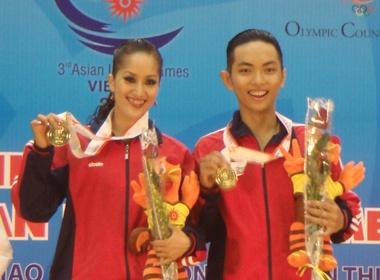 Dance Sport mang vang ve, Viet Nam chiem vi tri A quan AIG III hinh anh
