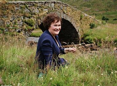 Susan Boyle thu nhan tung bi bao hanh hinh anh