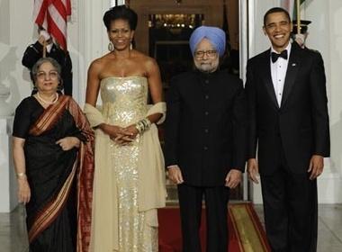 Obama mo quoc tiec dau tien tai Nha Trang hinh anh