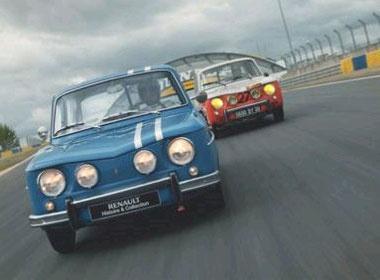 Renault R8 Gordini - bieu tuong thoi trang va the thao hinh anh