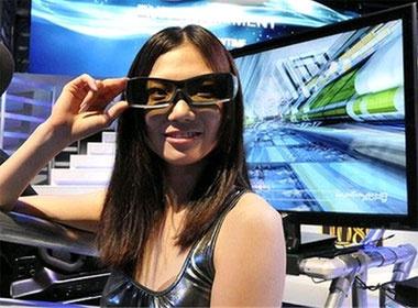 Sony tu tin vao tuong lai TV 3D hinh anh