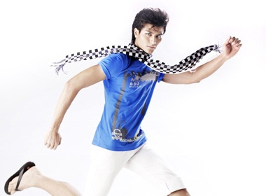 Vinh Thuy sang gia cho ngoi vi Mister International 2009 hinh anh